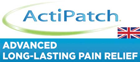 ActiPatch®-The only thing you will feel is better