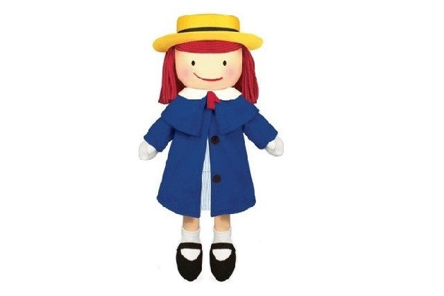 Madeline Stuffed Toy