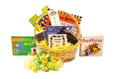 Book gift basket for baby or young child - all the classic bedtime stories