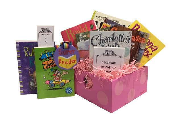 Keepsake Boxes Filled with Books (Ages 7-10)