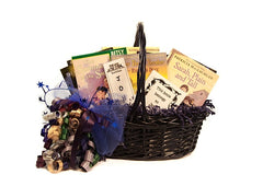 Book Gift Basket for ages 7-10 - Newbery Award Collection