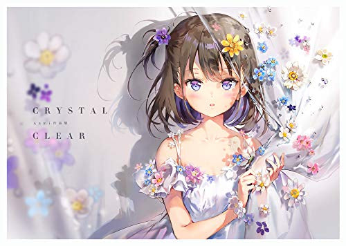 CRYSTAL CLEAR Anmi Works CRYSTAL CLEAR Anmi作品集