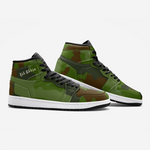 Lil Elfie Unisex Camo Basketball Shoes