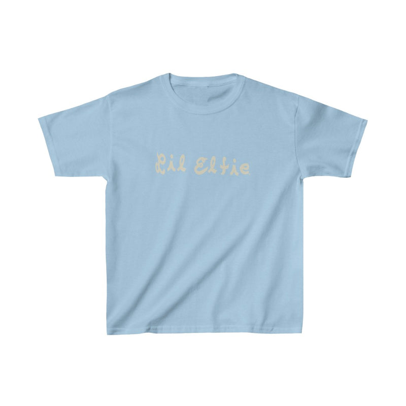 Lil Elfie Logo on Kids Heavy Cotton Tee (T Shirt)