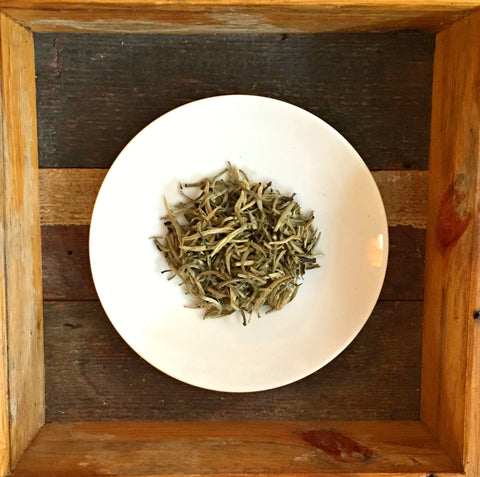 China Silver Needle White Tea