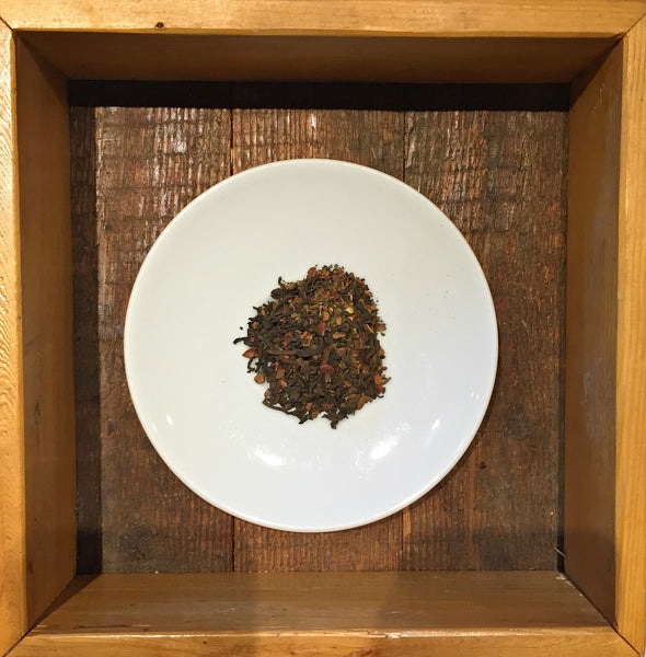 Pu-Erh Vanilla Mint Chai Tea (sold out)