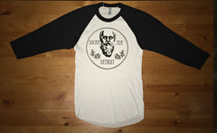 Socra Tea Detroit Baseball Tee  xs-xl