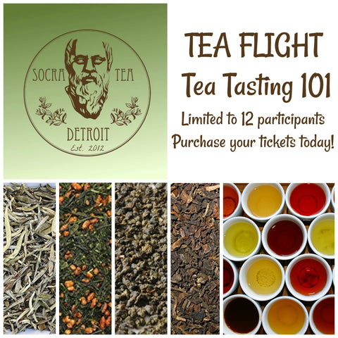 Tea Tasting 101 Events