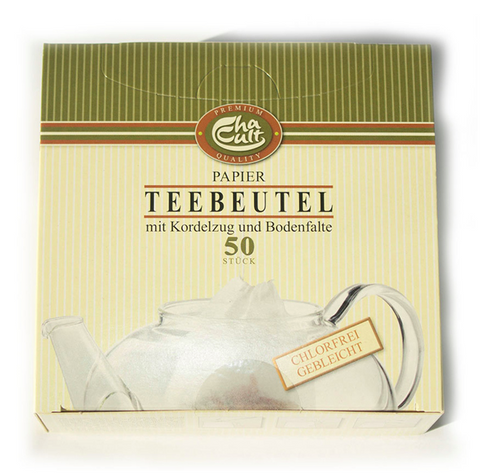 Drawstring Personal Tea Bags 50 pc