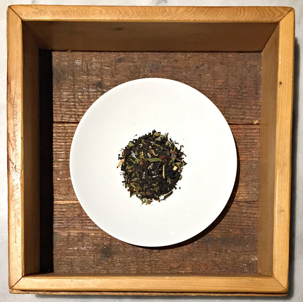 Strawberry Lavender Fields  SOCRA TEA In House Blend