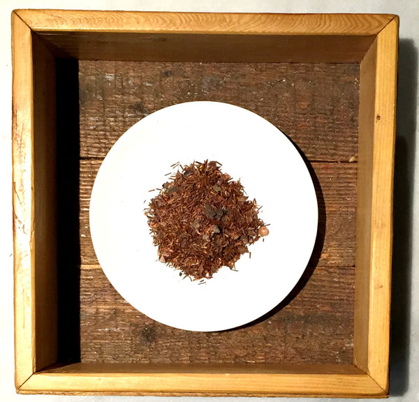 (temporarily sold out) Dark Chocolate Rooibos -Socra Tea Blend