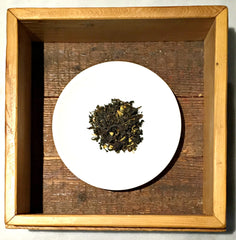 Orange Blossom Green Tea