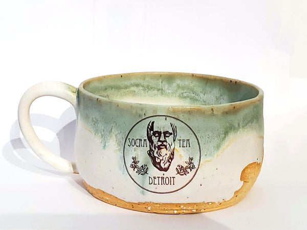 Socra Tea Detroit Mug 8oz.