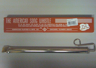 American Song Slide Whistle