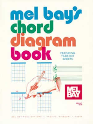 Mel Bay Chord Diagram Book