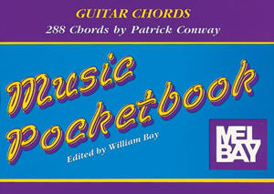 Mel Bay Guitar Chords Pocketbook