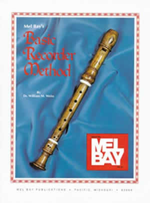 Mel Bay Basic Recorder Method
