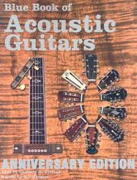 BB-AG BLUE BOOK FOR ACOUSTIC GUITARS
