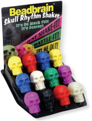 BB12A BEAD BRAIN SHAKER ASSORTMENT OF 12