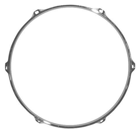 "Cannon 14"" 6 Hole Hoop - Snare Side"