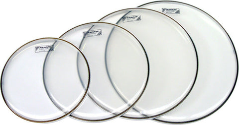 Aquarian Drum Heads - Classic Clear Series