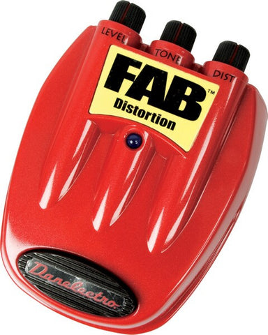 D-1 Danelectro Fab Distortion Pedal