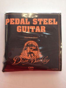 Dean Markley Pedal Steel Strings C6 Tuning