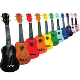 Diamond Head Soprano Ukuleles
