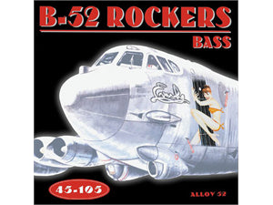EM6245 EVERLY B-52 BASS ROCKERS 45-105
