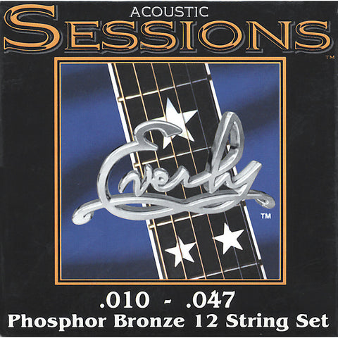 EM7210-12 EVERLY SESSIONS ACOU BRONZE 12 STG LIGHT