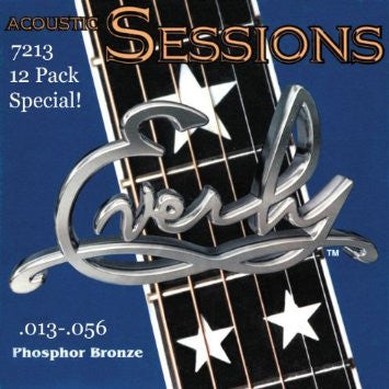 EM7213 EVERLY SESSIONS ACOU BRONZE 13-56