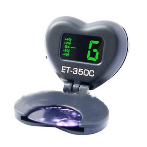 Eno Guitar Tuner With Pick Holder - ET-350C