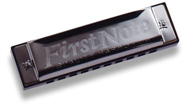 FN145 FIRST NOTE 10 HOLE HARMONICA