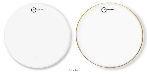Aquarian Drum Heads - Force Ten Series