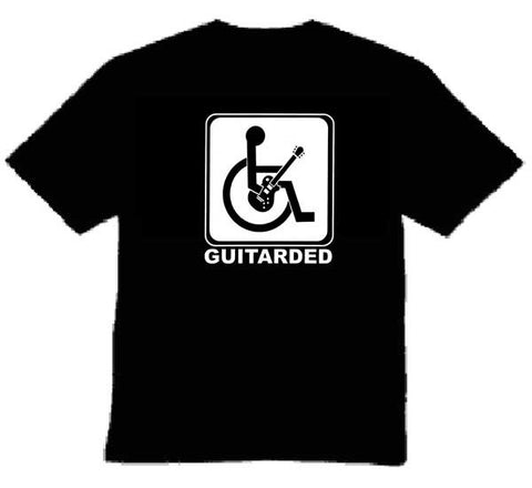 "Audio Tease ""Guitarded"" T-Shirt"