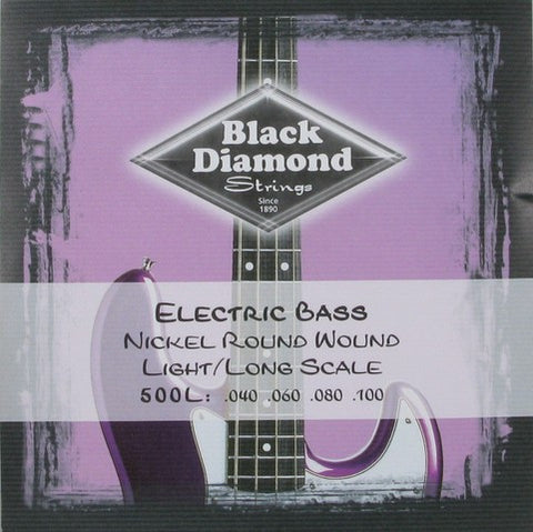 Black Diamond Bass Strings