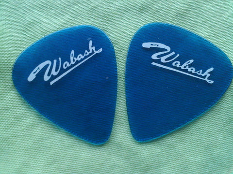 Wabash Imprinted Guitar Pick - Medium Heavy