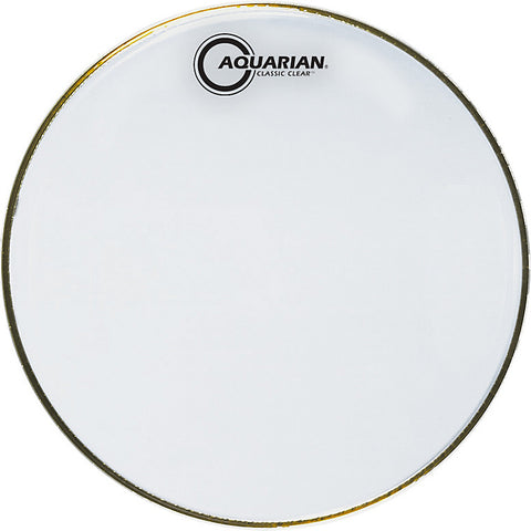 Aquarian Classic Clear Bottom Snare Heads