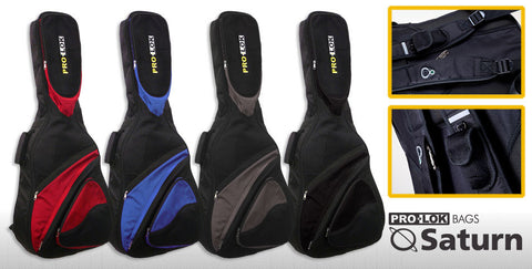 Pro-Lok Saturn Series Gigbags