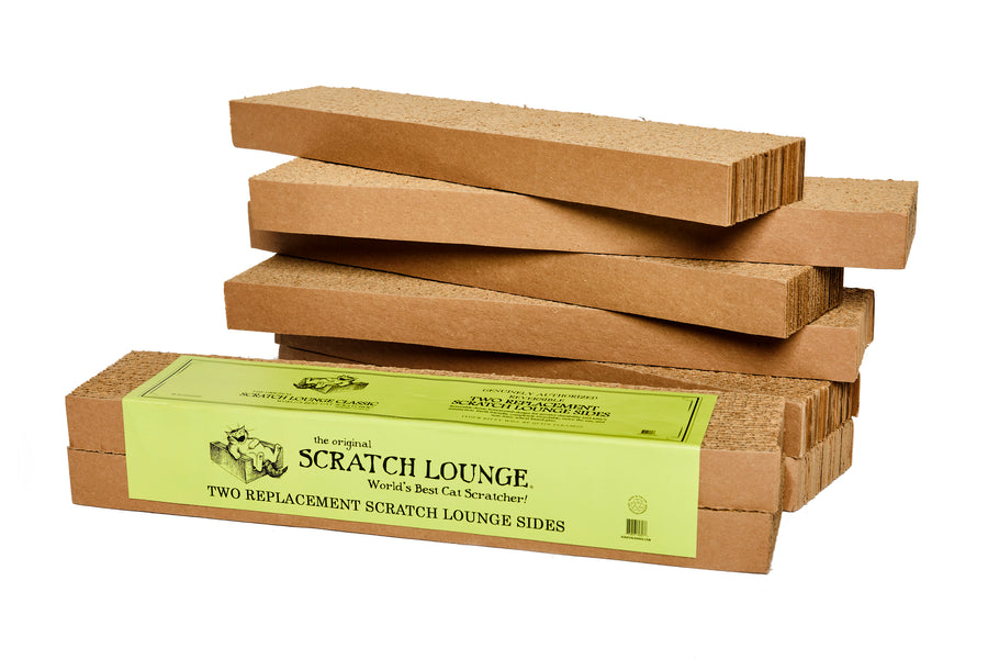 BIG BOX: 6-2 sided Side Set Refills by the case: Discount! - scratchlounge.com