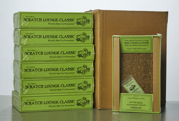 Wholesale case includes 6 Original Scratch Lounge Classic XL