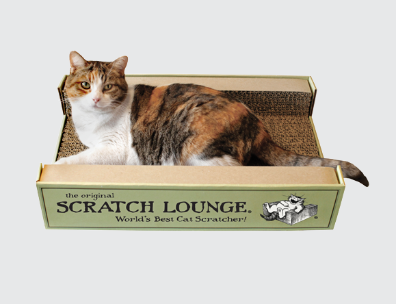 Patented US-Made Original Scratch Lounge