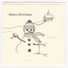 Load image into Gallery viewer, 4 Christmas Cards - various designs