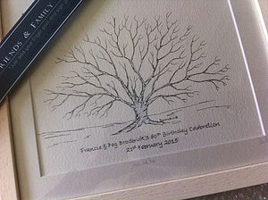 The Heirloom Tree - Friends & Family Tree
