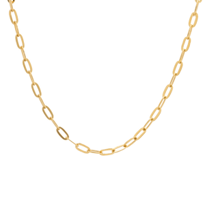 SLABON CHAIN NECKLACE