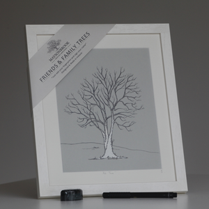 Large Ash Friends & Family Tree