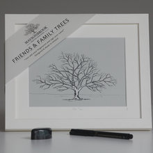 Load image into Gallery viewer, Small Oak Friends & Family Tree