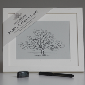 Small Oak Friends & Family Tree