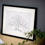 Load image into Gallery viewer, The Wedding Tree - Friends & Family Tree