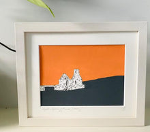 Load image into Gallery viewer, The Monks Fishing House, Cong - Hand Painted Print